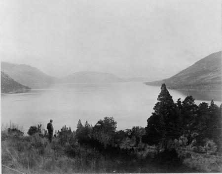 Lake Nahuel Huapí, Argentina
