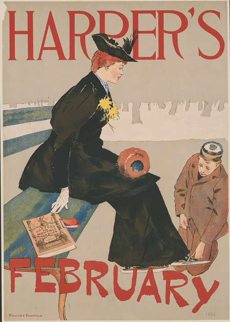 Harper's [for] February