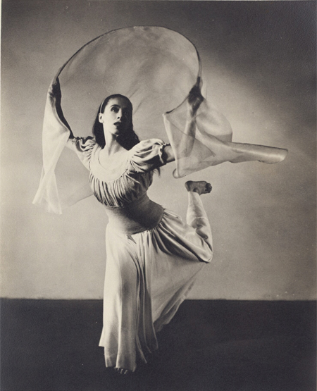 Martha Graham in El Penitente