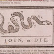 Today in History: Join or Die