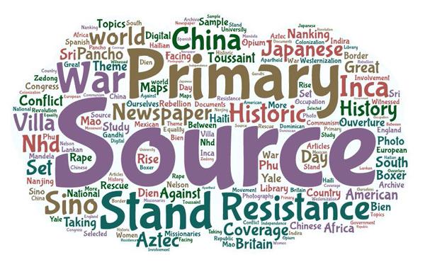 NHD 2017 World Topics I
