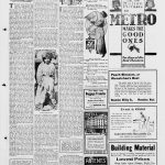 Featured Image: Thanksgiving page Nov. 24, 1916