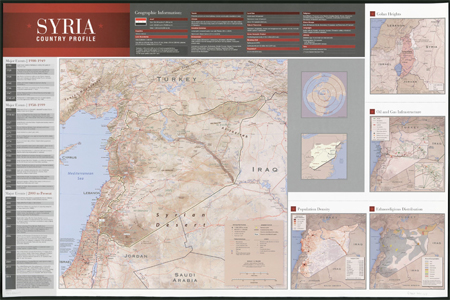 Syria country profile