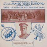 Primary Source Spotlight: James Reese Europe
