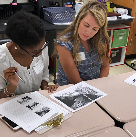 Analyzing primary sources with HEART