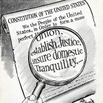 Learning from the Source: Preamble to the Constitution Image Sequencing