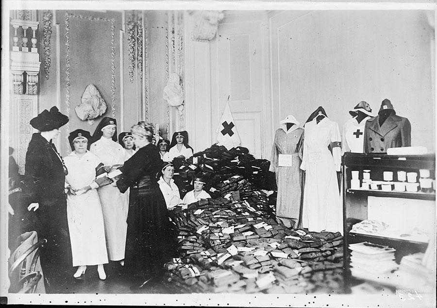 Washington chapter, Oct. 1917