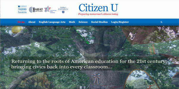 Citizen U: Infusing Civics Across the Curriculum