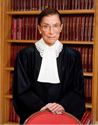 Primary Source Spotlight: Ruth Bader Ginsburg
