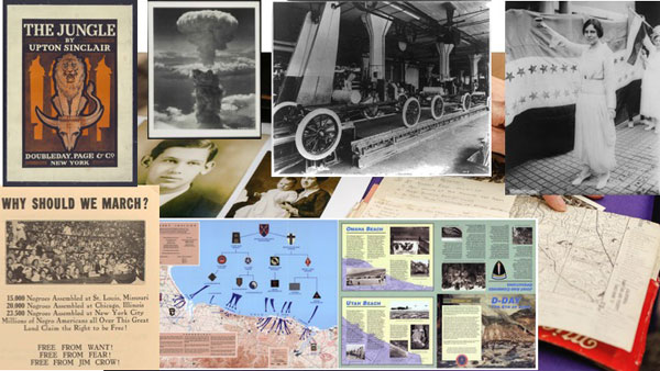 NHD 2019: U.S. History 20th Century Through WWII