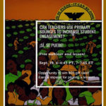 Citizen U Webinar: Teaching About Dolores Huerta & the United Farm Workers