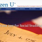 Citizen U: Interdisciplinary Civics Lessons