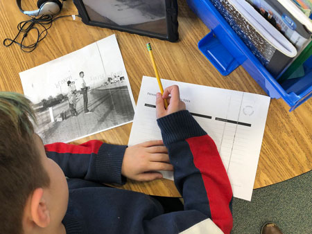 Using primary sources from the @librarycongress to see the effects weathering and erosion had on people during The Great Depression