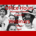 Spring Educator Events from Teaching with Primary Sources from the Library of Congress