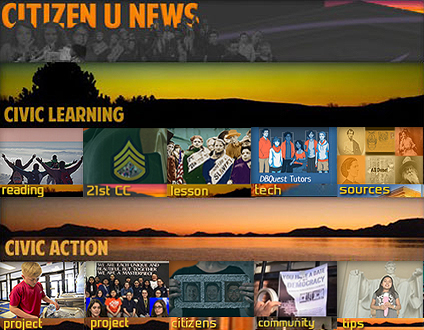 Citizen U News: Issue 6
