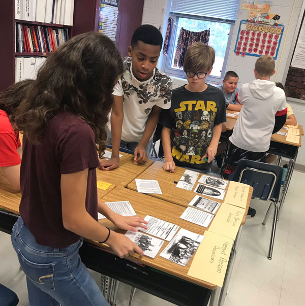 Reconstruction review using primary sources. Were they hurtful, helpful or no help at all?