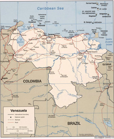 World Spotlight: Venezuela