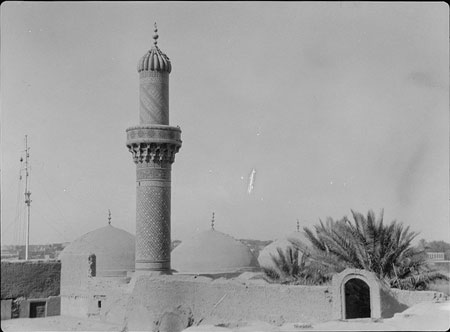 Iraq, minaret