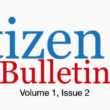 Citizen U Bulletin Volume 1, Issue 2