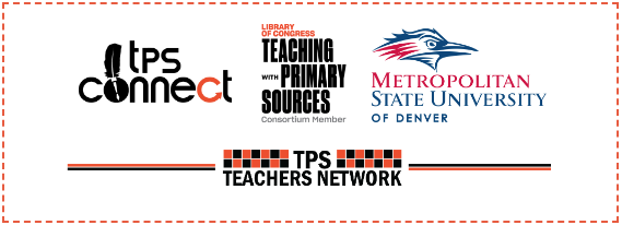 TPS Spotlight: Primary Sources and Teaching Online Webinar Series