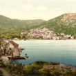 Buccari, from the east, Croatia, Austro-Hungary