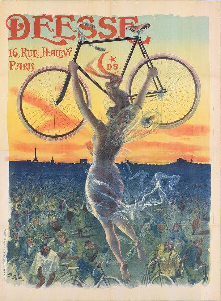 Primary Source Spotlight: Bicycles
