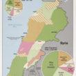 Contemporary distribution of Lebanon's main religious groups