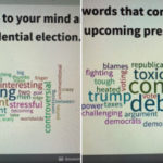 student thoughts 2020 election