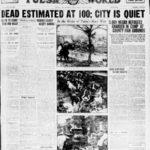June 2, 1921 Tulsa World