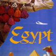 Egypt. Fly TWA