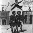 The theatrical Caesar! or Cassius and Casca, in debate